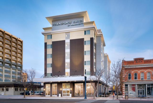 TownePlace Suites by Marriott Salt Lake City Downtown