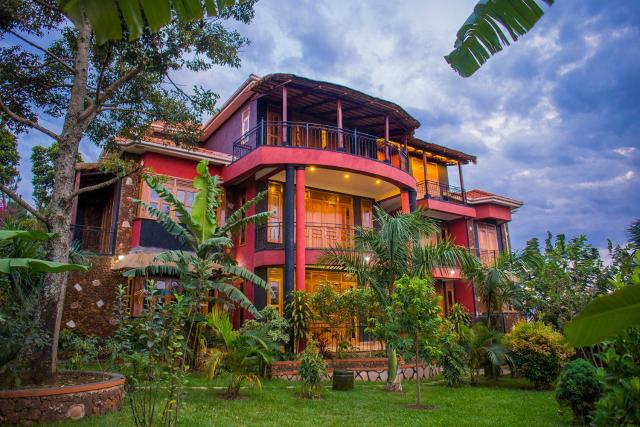 Holiday Home in Lubowa