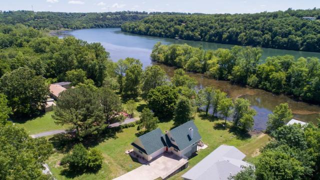 The Lake House Home