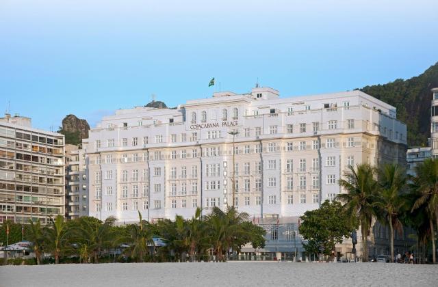 Copacabana Palace, A Belmond Hotel, Rio de Janeiro