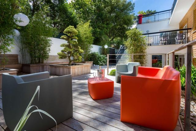 Best Western Hôtel Garden and Spa