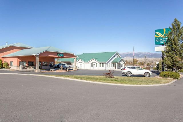 Quality Inn Delta Gateway to Rocky Mountains
