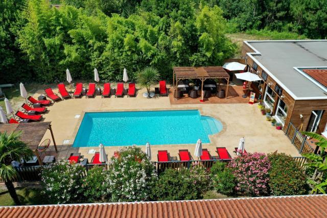 The Originals City, Hôtel Le Lodge, Bayonne Nord (Inter-Hotel)