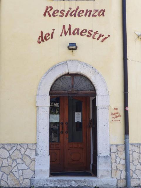 Residenza dei Maestri