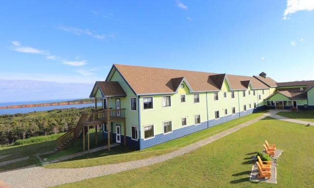 Auberge la Salicorne et Escapades - Adventure Resort