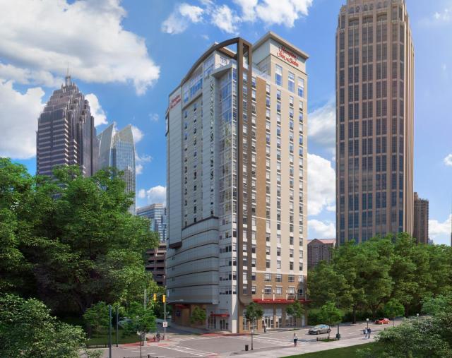 Hampton Inn & Suites Atlanta-Midtown, Ga