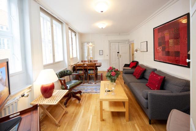 Magstræde Central Apartment
