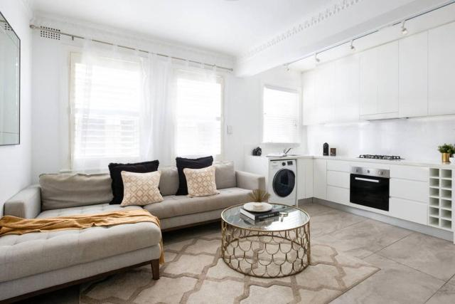 Luxury Escape, in Bellevue Hill Apartment