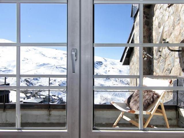 Chezmoihomes Edificio alhambra sierra nevada 7d private terrace