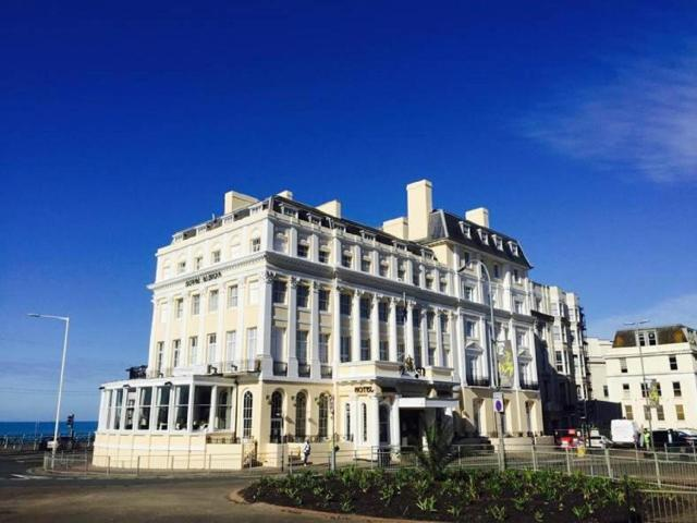 The Royal Albion Seafront Hotel