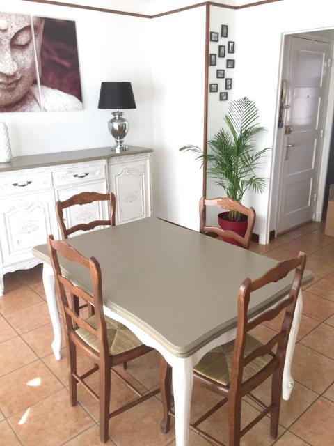 Appartement de 2 chambres a Perpignan avec magnifique vue sur la montagne balcon amenage et WiFi a 13 km de la plage