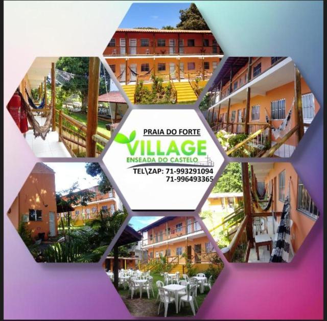 Village Enseada do Castelo