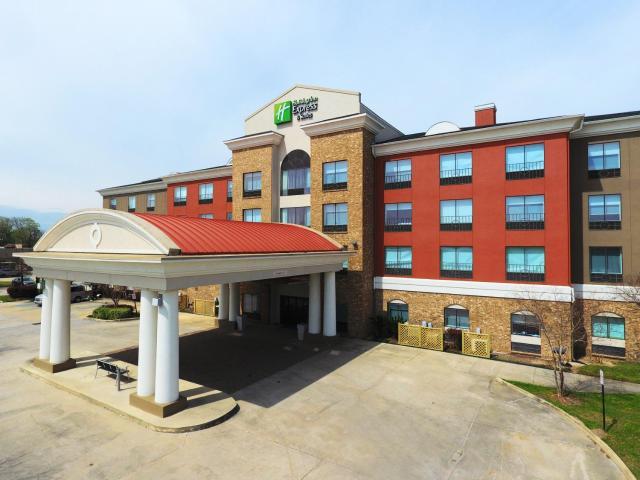 Holiday Inn Express Hotel & Suites Baton Rouge -Port Allen, an IHG Hotel