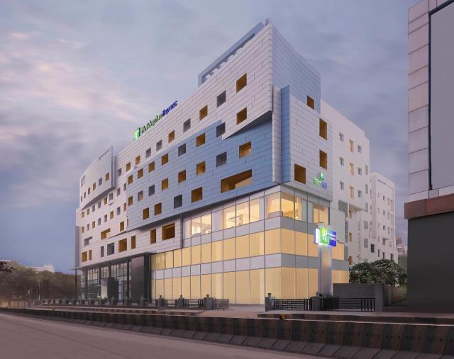 Holiday Inn Express Hyderabad Banjara Hills, an IHG Hotel