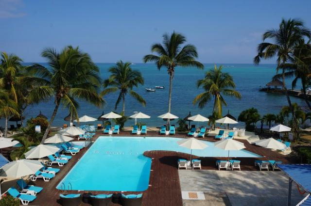 Coral Azur Beach Resort Mont Choisy