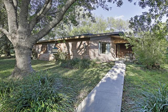 Mid-Century Brownsville Hideaway with Patio and Yard!