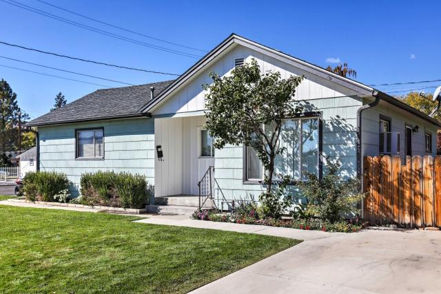 Renovated Carson City Duplex with Backyard and Patio