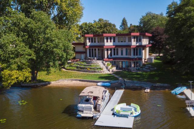 Waterfront Long Lake Home All Seasons Destination