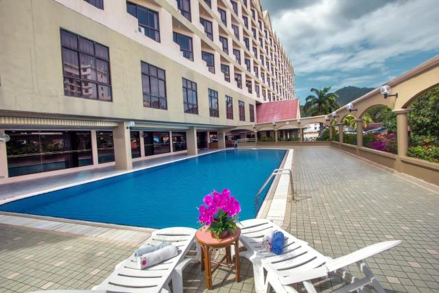 Hotel Grand Continental Langkawi