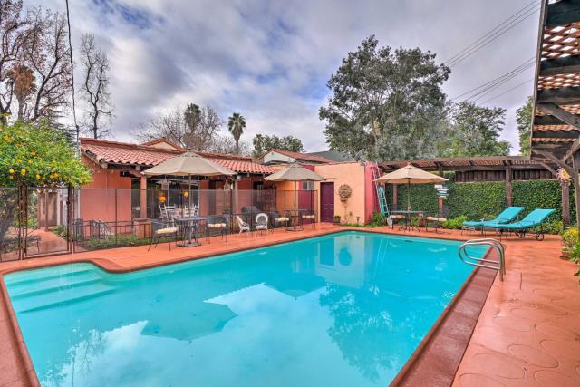 Classy SoCal Spanish Villa-Pool and Grand Piano
