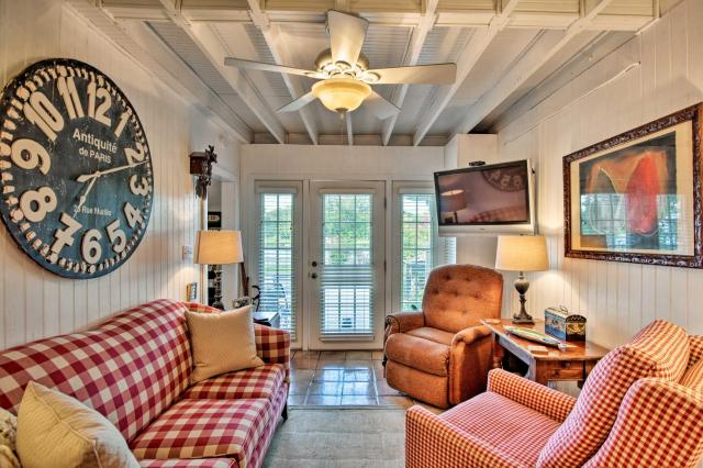 Altamonte Springs Home with Canoe on Lake Marion