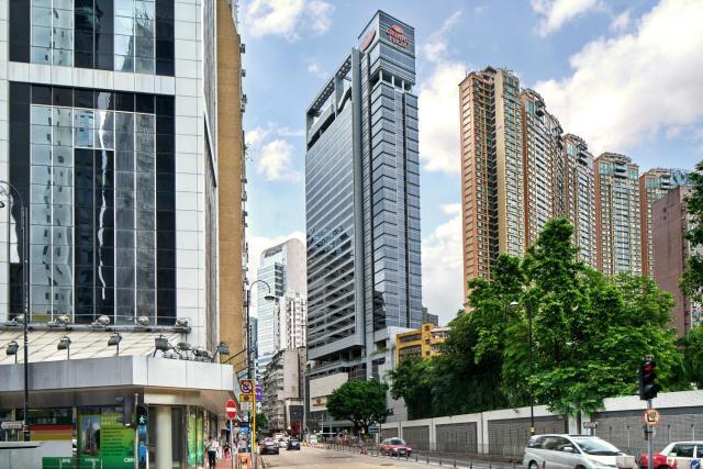 Crowne Plaza Hong Kong Causeway Bay, an IHG Hotel