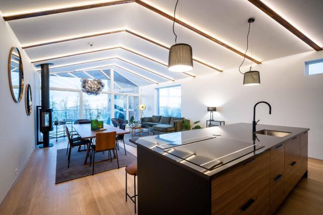Enter Tromsø Luxury Villa
