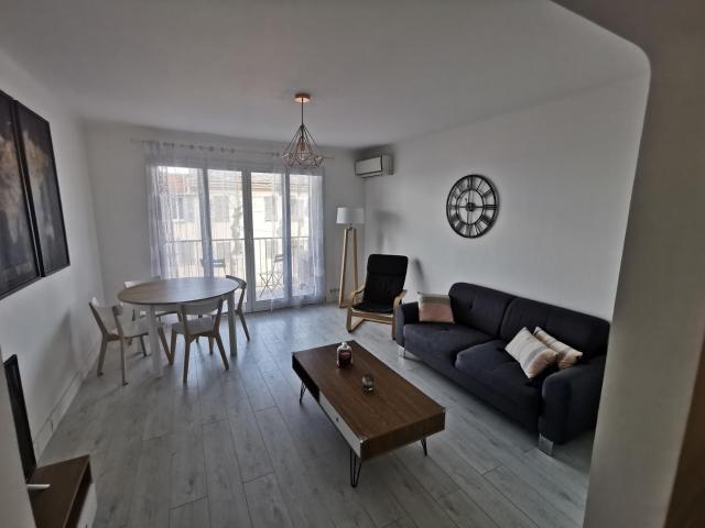 SANTA MARIA DI LOTA Appartement spacieux à 100m de la plage REF BIA 49021