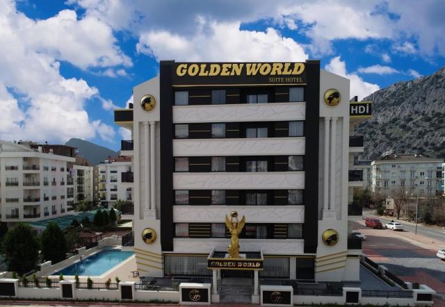 Golden World Suite Hotel