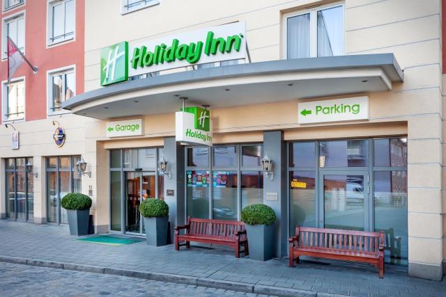 Holiday Inn Nürnberg City Centre, an IHG Hotel