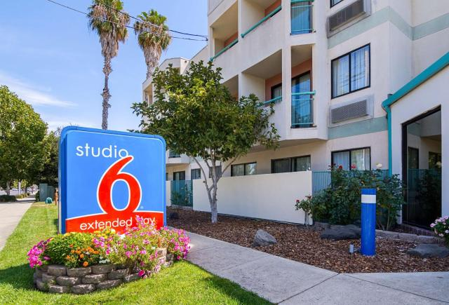 Studio 6-Concord, CA