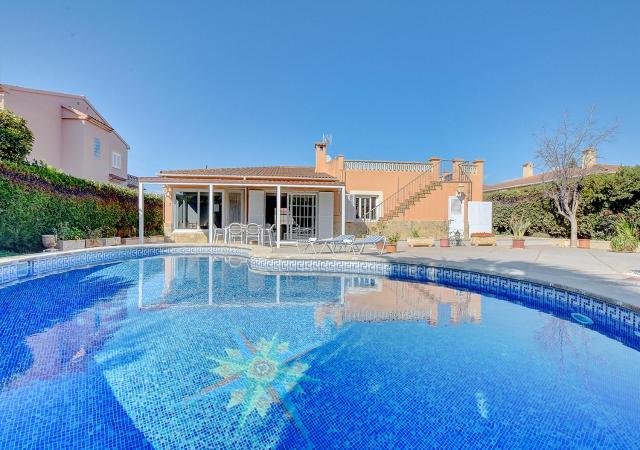 Villa Estrella Azul