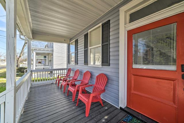 Newly Renovated Historic Home Less Than 2 Mi to Downtown!