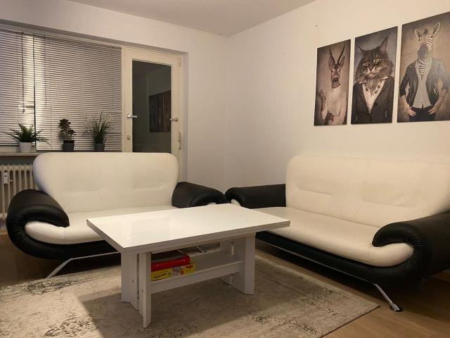 2-room clean Apartment,