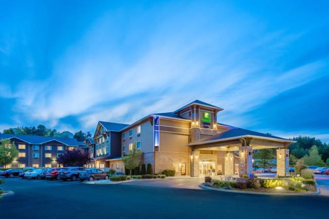 Holiday Inn Express Pullman, an IHG Hotel