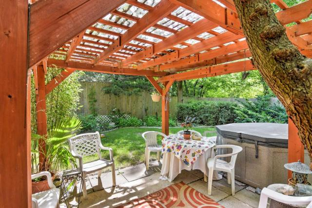 Private Home with Hot Tub and Patio Near Downtown Tulsa