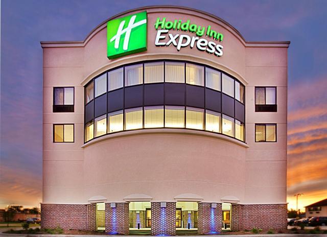 Holiday Inn Express- Waterloo/Cedar Falls, an IHG Hotel