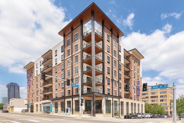 Hampton Inn Suites Kansas City Downtown Crossroads
