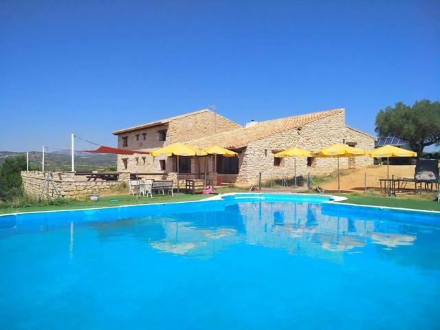 Villa with 6 bedrooms in La Salzadella with private pool enclosed garden and WiFi