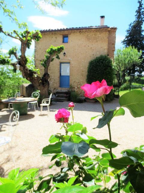 Maison de 2 chambres a Allemagne en Provence avec jardin amenage et WiFi