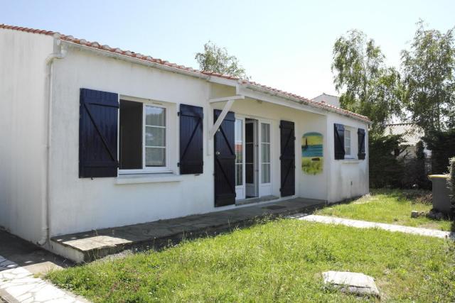 Maison de vacances idéale au coeur de Saint-Hilaire-de-Riez