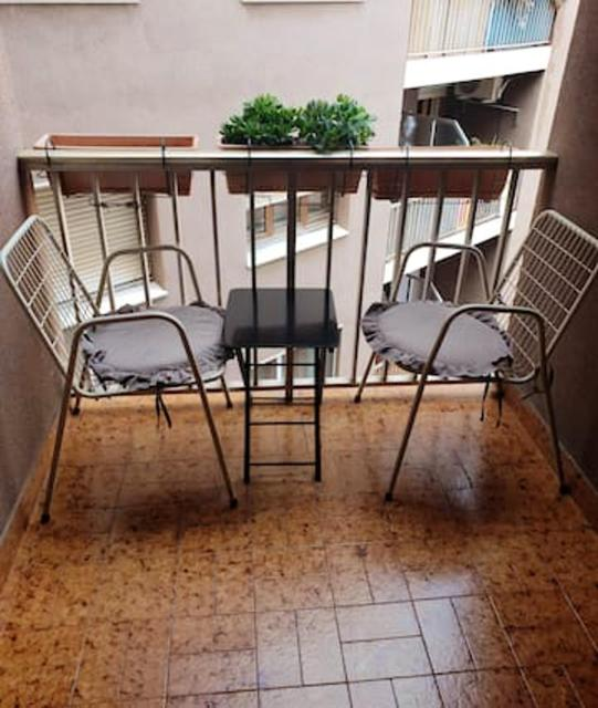 Apartment with 3 bedrooms in El Vendrell with wonderful city view furnished balcony and WiFi 5 km from the beach