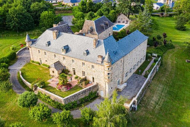 Château de la Falque, The Originals Relais (Relais du Silence)