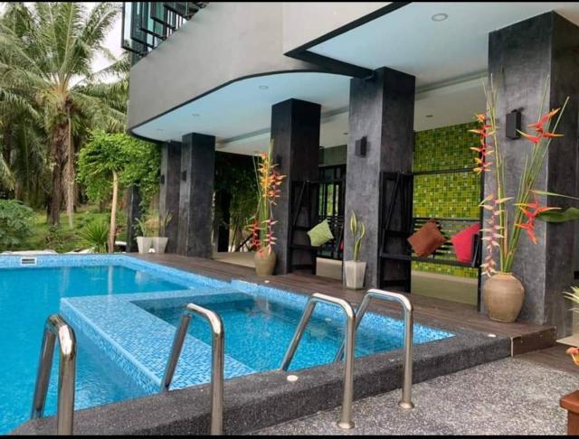 Green View Pool Villa Krabi Klong Moung Beach