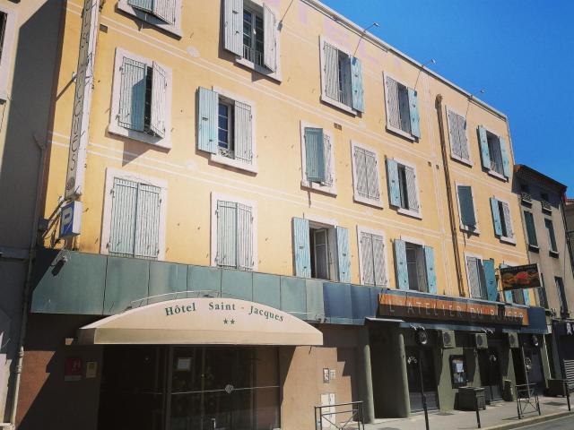 Logis Hôtel Saint Jacques