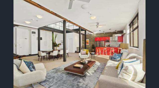 Eclusive penthouse - Sydney CBD