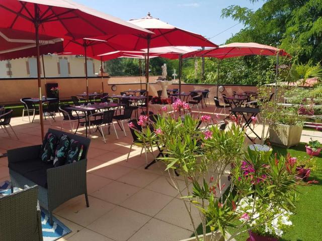 Hôtel restaurant Les Kakis