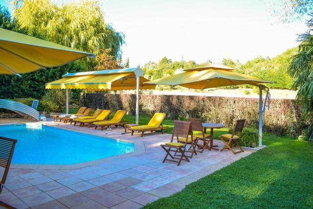 Studio a Forcalquier avec piscine partagee et WiFi