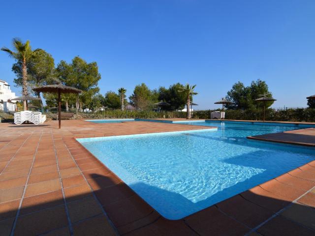 Attractive Apartment in San Miguel de Salinas with Balcony