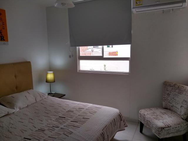 CH-3- Moderno apartamento amoblado en condominio